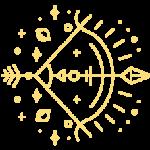sagittaire astrologie belle de lune